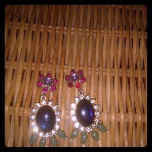 Banana Republic dangling earrings